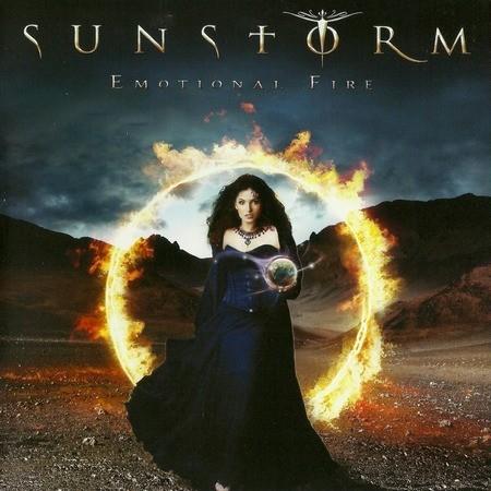 Sunstorm - Emotional Fire (2012)